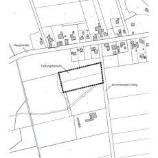 """Bebauungsplan """"Lemmermannsweg West""""  mit örtlicher Bauvorschrift"""